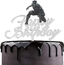 Best marvel black panther cake ideas Reviews