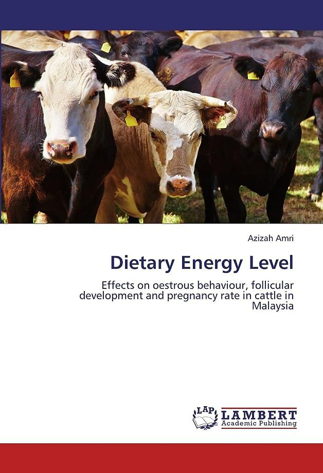 やめる廃棄するリビジョンDietary Energy Level
