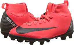 a73ae3048a0a Bright Crimson Black Chrome. 47. Nike Kids. Mercurial Superfly 6 Club CR7  Soccer ...