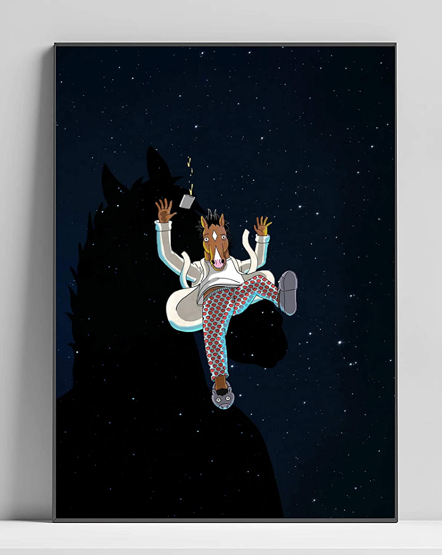 Max 87% OFF Bojack Horseman 20x24 Super Special SALE held Poster Limited Artwork