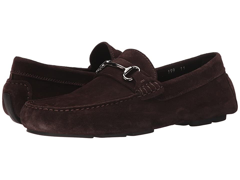 To Boot New York Del Amo (Dark Brown Suede Softy) Men