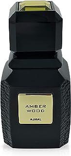 Ajmal Amber Wood Spray for Unisex, 100ml
