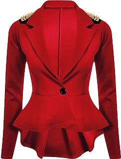 Best peplum frill jacket Reviews