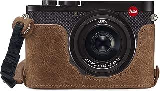 MegaGear MG1720 Leica Q2, M10 Hakiki Deri Kamera Çantası