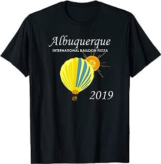 Albuquerque Balloon Fiesta 2019 Hot Air Balloon Festival T-Shirt
