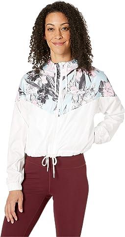 Hyper Femme Jacket Crop Windrunner