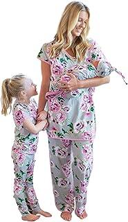 Baby Be Mine Matching Pajamas