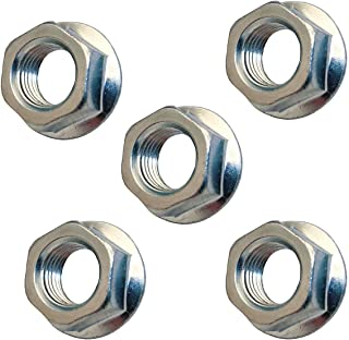 FJSa 5pcs Flywheel Nut for Honda GX140 GX160 GX200 5.5HP 6.5HP Engine # 90201-878-003