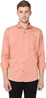 STUDIO NEXX Men's Slim Fit Cotton Casual Shirt