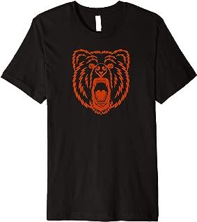 Vintage Chicago City Distressed Pro Football Club Champ Team Premium T-Shirt