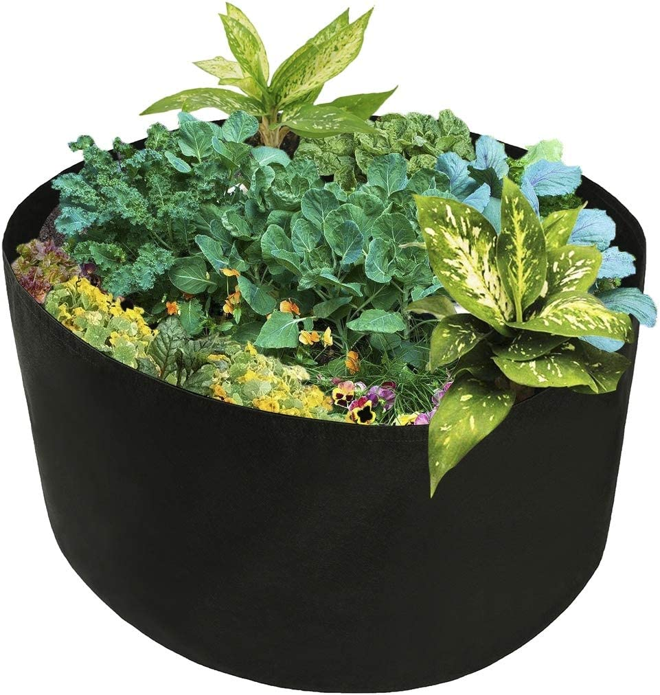 Round Sale item Plant Grow Bag Large Rais Aeration Pots Clearance SALE Limited time Container Fabric