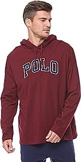 Polo Ralph Lauren Jersey Hoodie for Men - Classic Wine 2XL
