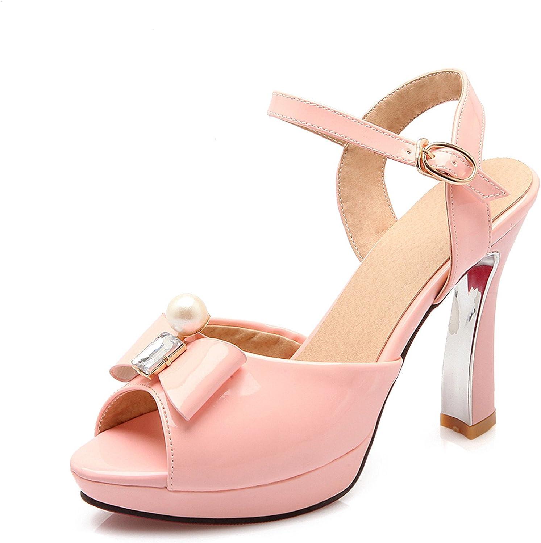 Karl Conner Fashion Platform Women Sandals Peep Toe High Heels Sandals Large Size 34-43
