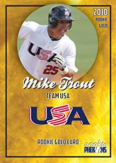 Best mike trout rookie refractor Reviews