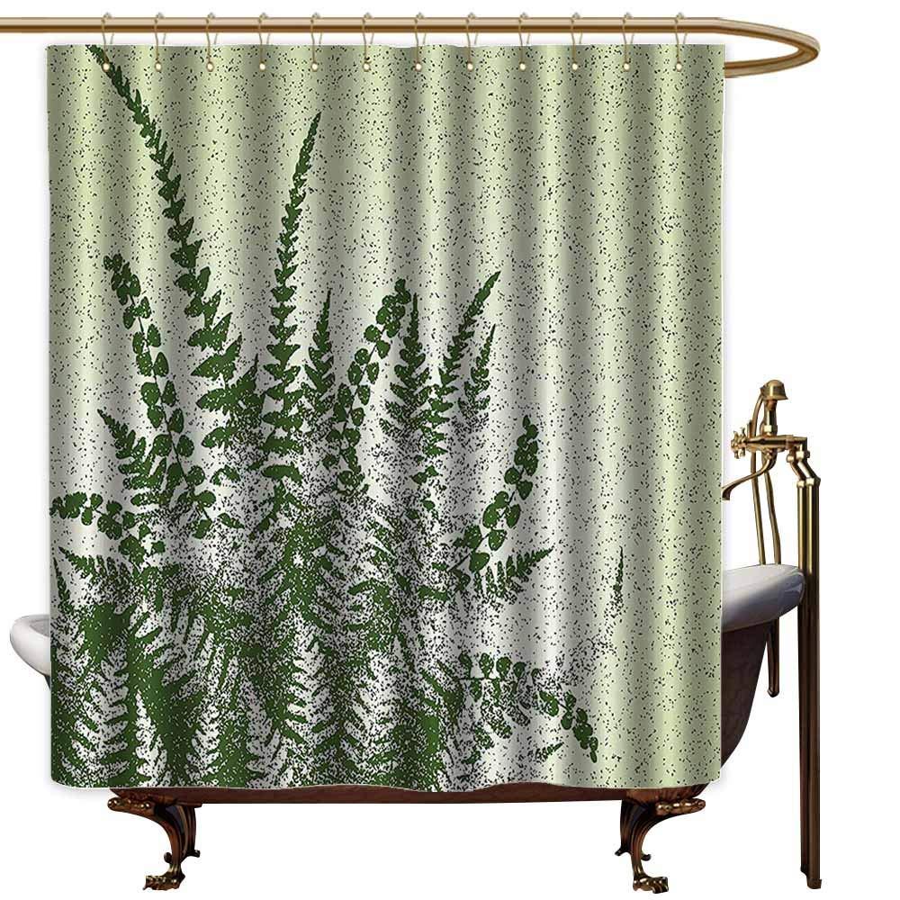 StarsART - Cortinas de ducha para baño, diseño de mapa del mundo, uvas para decoración del hogar,