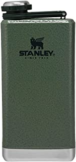 Stanley Adventure The Pre-Party Flask, Hammertone Green, 8oz