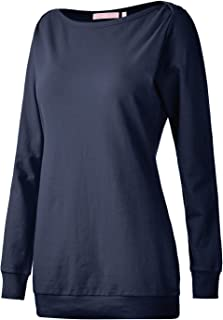 Long Sleeve Loose Casual Pullover Cute Tunics Sweatshirts for Women (S-3x, we Have Plus Sizes)