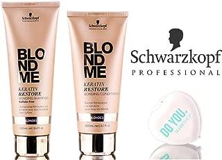 Best schwarzkopf blondme shampoo and conditioner Reviews