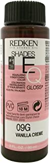Redken Shades Eq Gloss for Women Hair Color, Vanilla , 33.8 Ounce