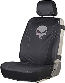 punisher skull seat covers