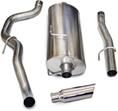 CORSA 24480 Single Side Exit Cat-Back Exhaust System with 4