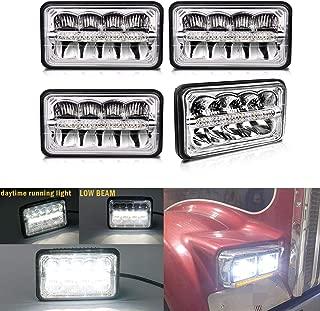 Best led headlights for kenworth trucks Reviews