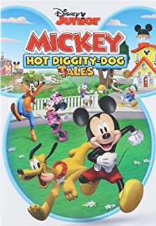DISNEY JUNIOR MICKEY HOT DIGGITY-DOG TALES (HOME VIDEO RELEASE)