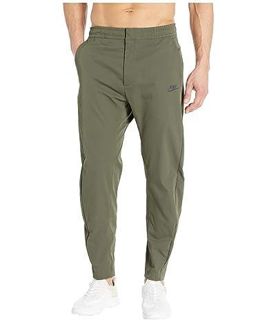 Nike NSW Pants Woven (Cargo Khaki/Black) Men