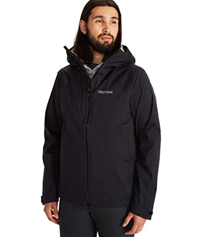 Marmot PreCip Stretch Jacket (Black) Men