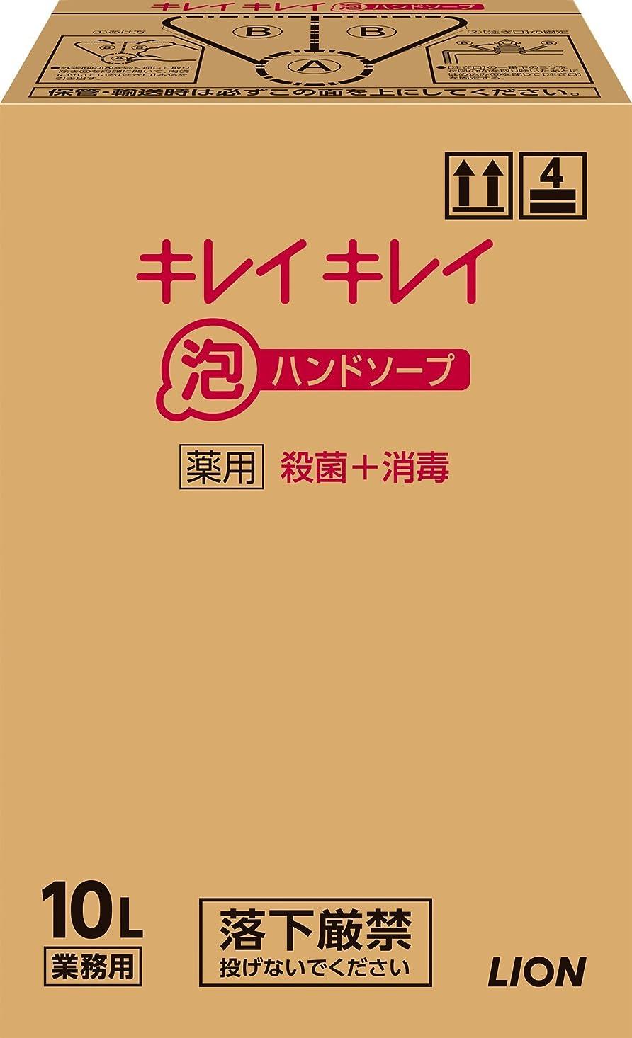 ファームラグ億【大容量】キレイキレイ 薬用泡ハンドソープ 10L