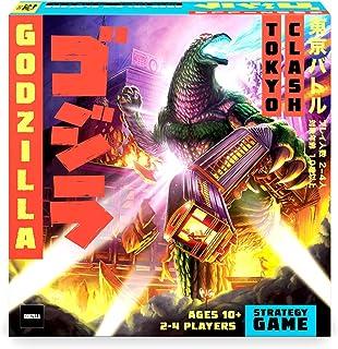 Godzilla Tokyo Clash Board Game