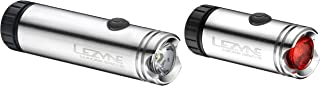 Lezyne Macro Drive LED Light-Pair (Silver)