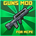 Guns Mod for MCPE by Gothic Tuther