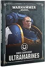 Games Workshop Warhammer 40,000 Codex: ULTRAMARINES
