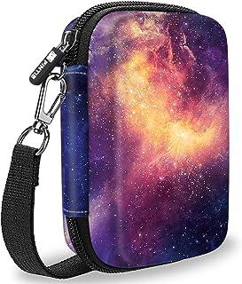 Fintie Carrying Case for Polaroid Snap/Polaroid Snap Touch/Polaroid Zip/HP Sprocket 2-in-1 Z-Galaxy