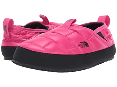 The North Face Kids Thermal Tent Mule II (Toddler/Little Kid/Big Kid) (Mr. Pink/TNF Black) Kids Shoes