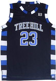 Maillot de basketball One Tree Hill Ravens Scott Moive pour homme