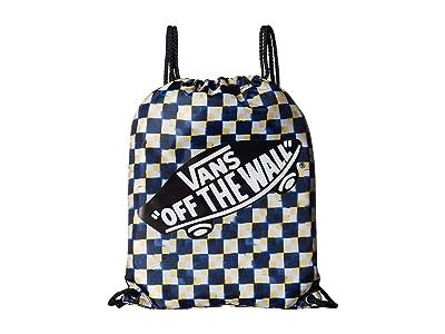 Vans Benched Bag (Yolk Stencil Check) Bags