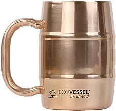 Eco Vessel Double Barrel Insulated Mug 0.50 Lt