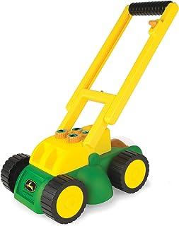 John Deere Electronic Lawn Mower, Toy for Kids