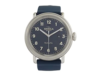 Shinola Detroit Detrola The Daily Wear 20161963 (Midnight Blue) Watches