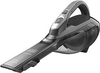 Black+Decker 21.6Wh Lithium-ion Dustbuster Cordless Hand Vacuum, Grey - DVA320J-B5
