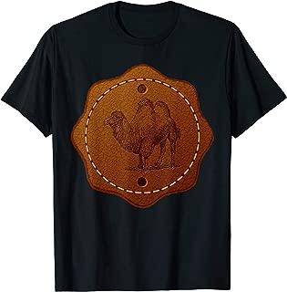black desert dark brown camel