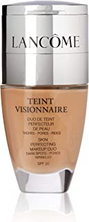 Lancome Teint Visionnaire Perfecting Makeup Duo Foundation SPF20, 01 Beige Albatre, 30ml