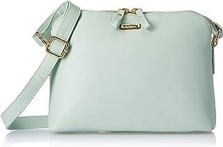 Amazon Brand - Eden & Ivy Women's Sling Bag (Light Green)