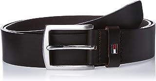 حزام للرجال AM0AM05507 من Tommy Hilfiger اللون: بني المقاس: (مقاس المصنع: 100 سم)