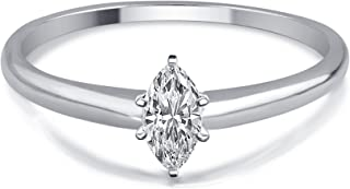 Best solitaire diamond engagement rings Reviews