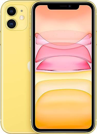 New Apple iPhone 11 (64GB) - Yellow