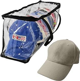 Best evelots baseball cap storage bag Reviews
