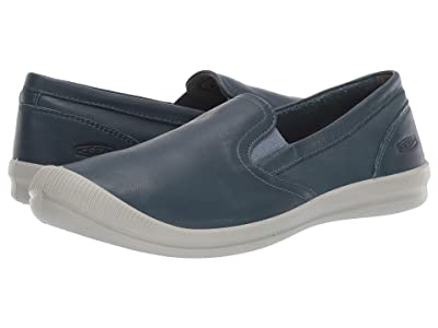Keen Lorelai Slip-On (Blue Mirage) Women